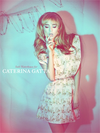 Suki Waterhouse_Caterina Gatta_2