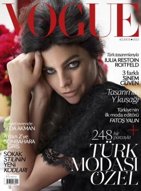 Julia Restoin Roitfeld_Vogue Turkey