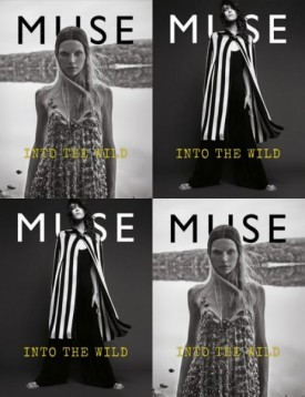 Aline Weber & Meghan Collison | Muse Winter 2013 (Photography: Beau Grealy, Amy Troost)