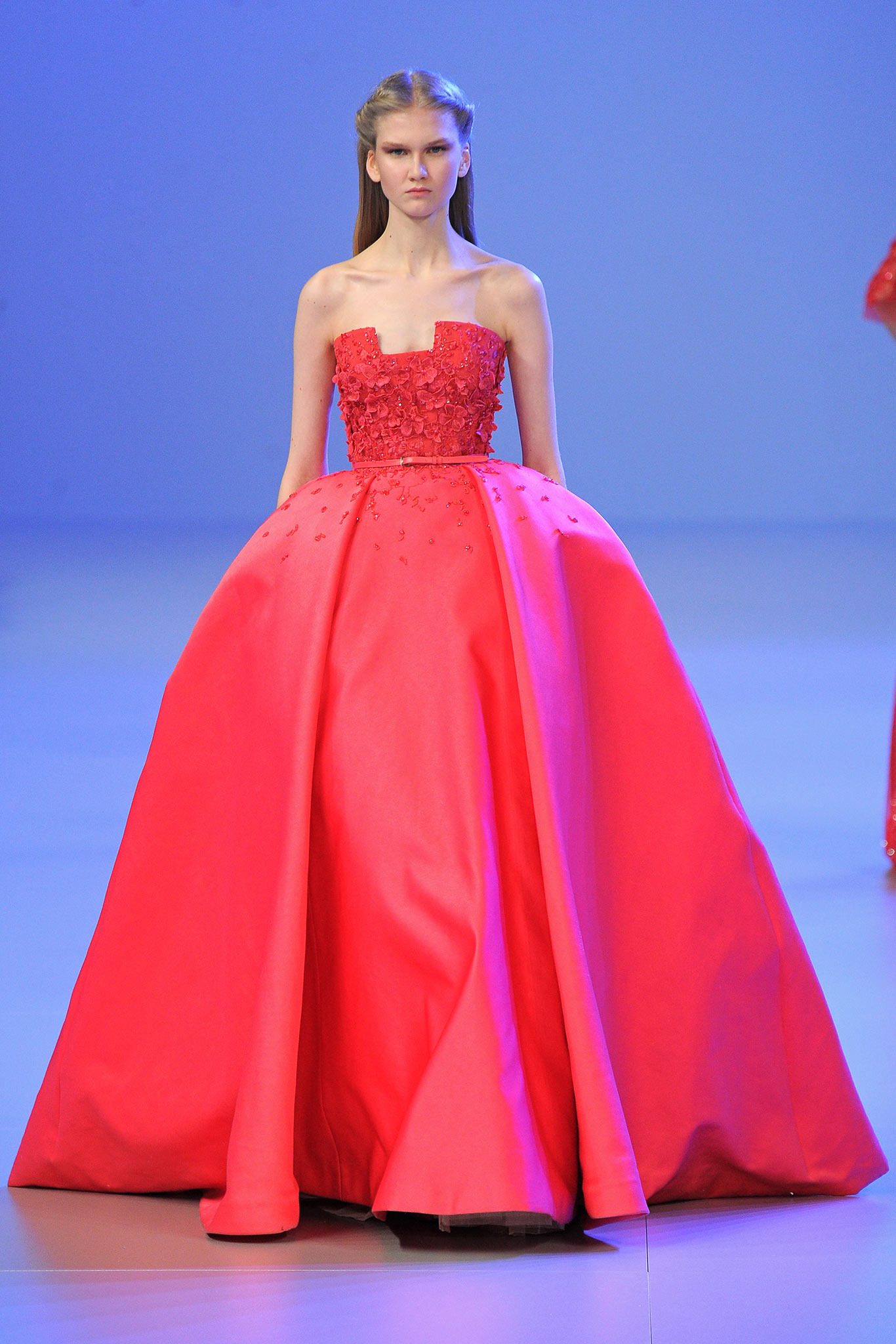 2014 Spring Summer Teen Fashion Trends: Elie Saab Spring 2014 Couture