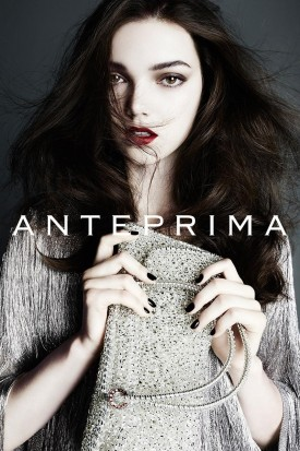 Jenna Earle for Anteprima Spring 2014 (Photography: Ben Hassett)