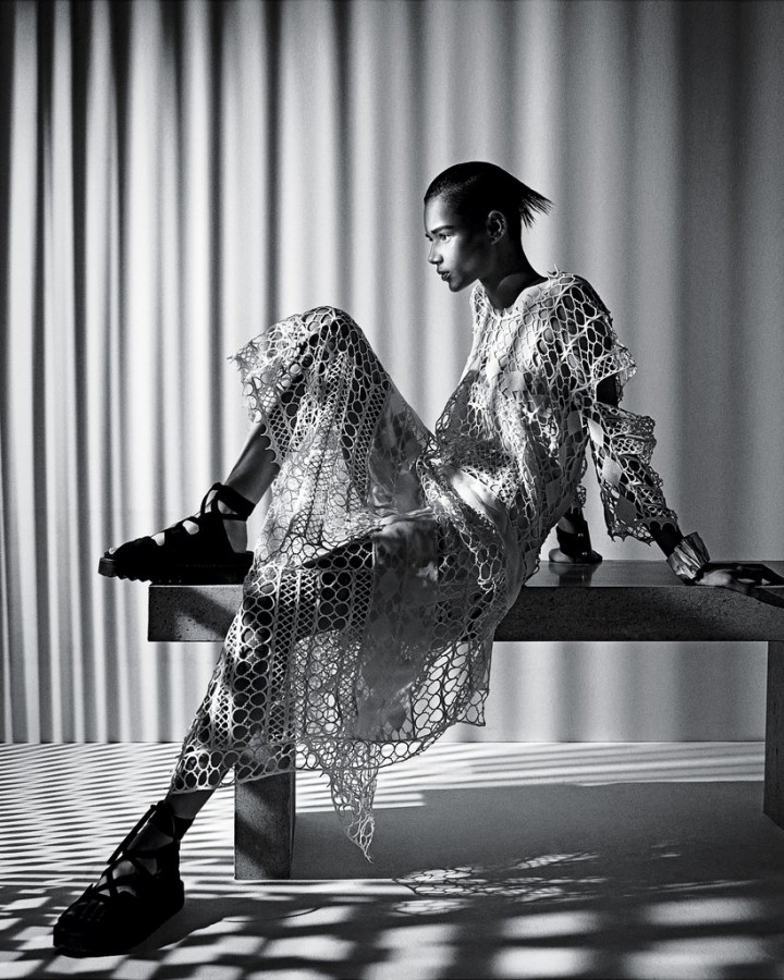 Binx | T Magazine 16 February 2014 (Photography: Mario Sorrenti)