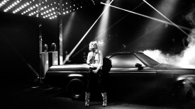 Rita Ora | Philipp Plein Fall 2014 (Video still: Damien Neva)