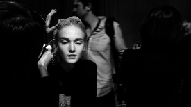 Maja Salamo | 3.1 Phillip Lim Fall 2014 (Video still: Damien Neva)