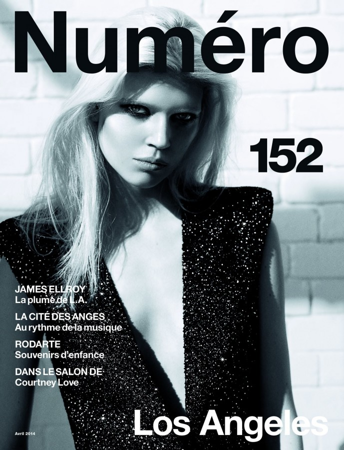 Ola Rudnicka | Numéro 152 April 2014 (Photography: Richard Bush)