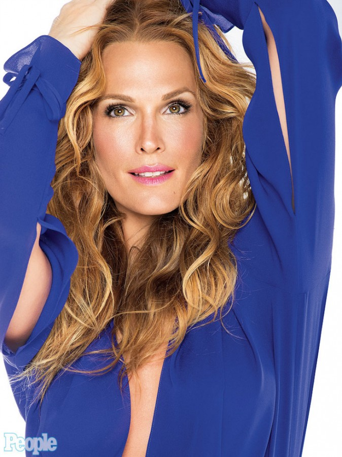 Molly Sims | People 5 May 2014 (Photography: Don Flood)