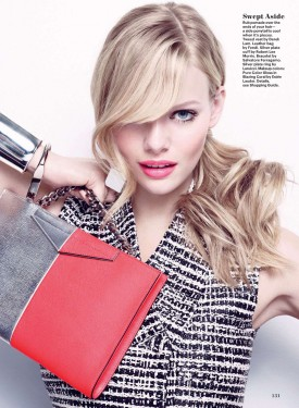 Marloes Horst | Allure June 2014 (Photography: Regan Cameron)