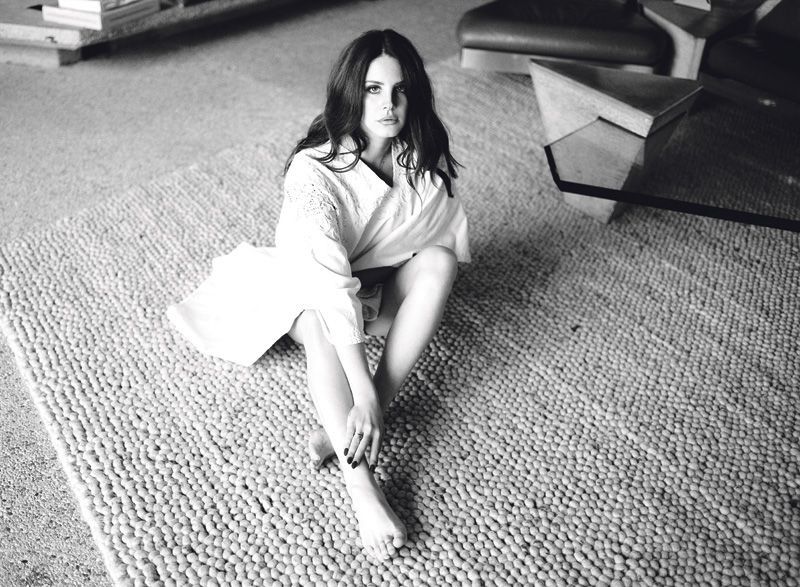 Lana Del Rey | Next Libération N°62 (Photography: Mathieu César)