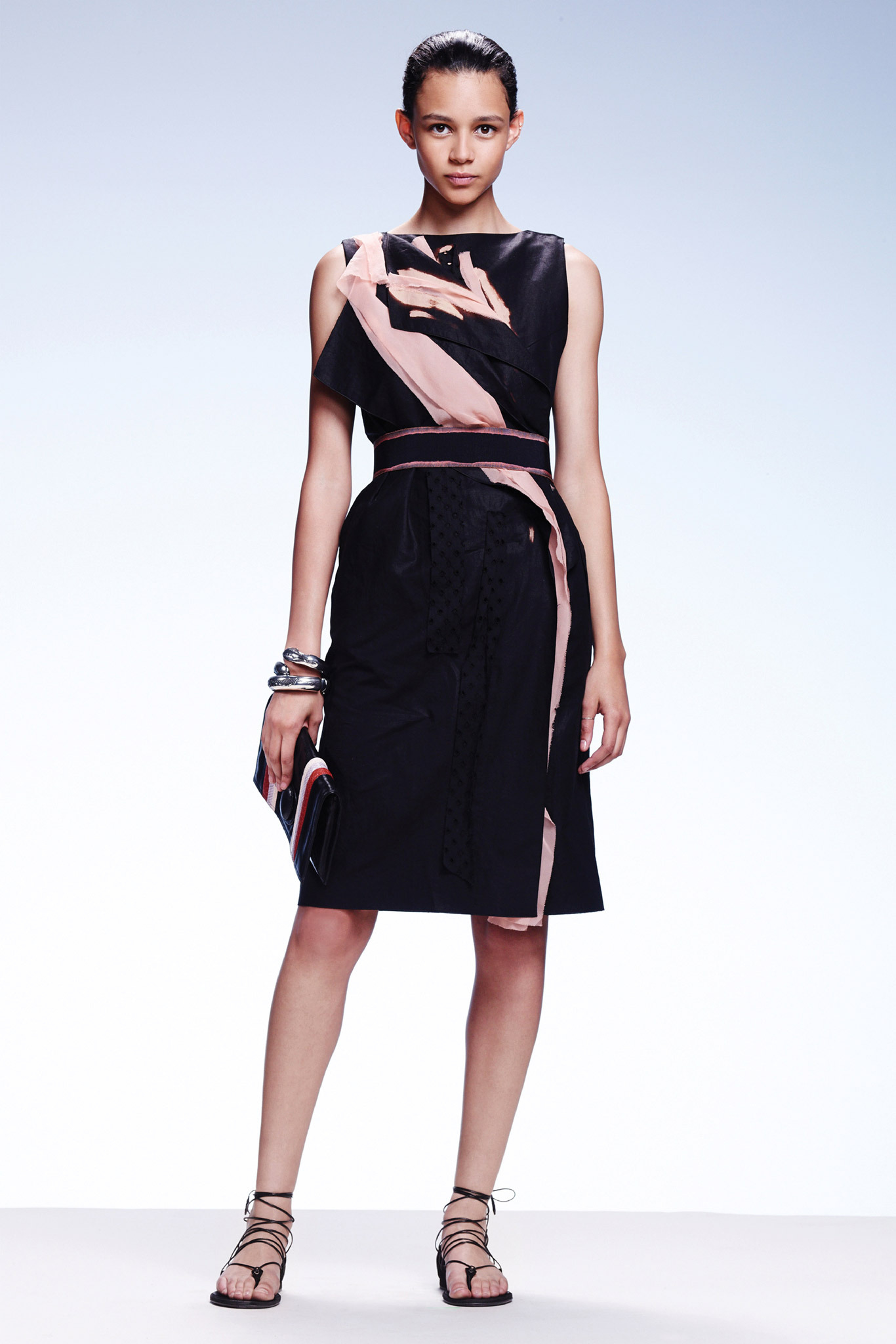 Binx | Bottega Veneta Resort 2015 (Photography: Courtesy Of Bottega Veneta via Style.com)