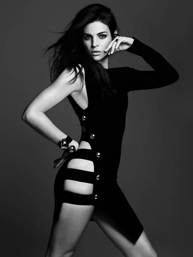 Now Representing Julia Restoin-Roitfeld (Photography: Max Abadian)