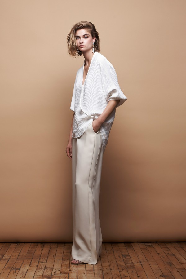 Bo Don | Hellessy Resort 2015 (Photography: courtesy of Hellessy via Style.com)