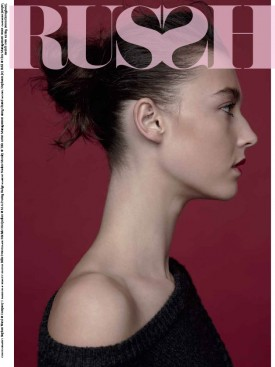 Stephanie Joy Field | Russh June / July 2014 (Photography: Stephen Ward)