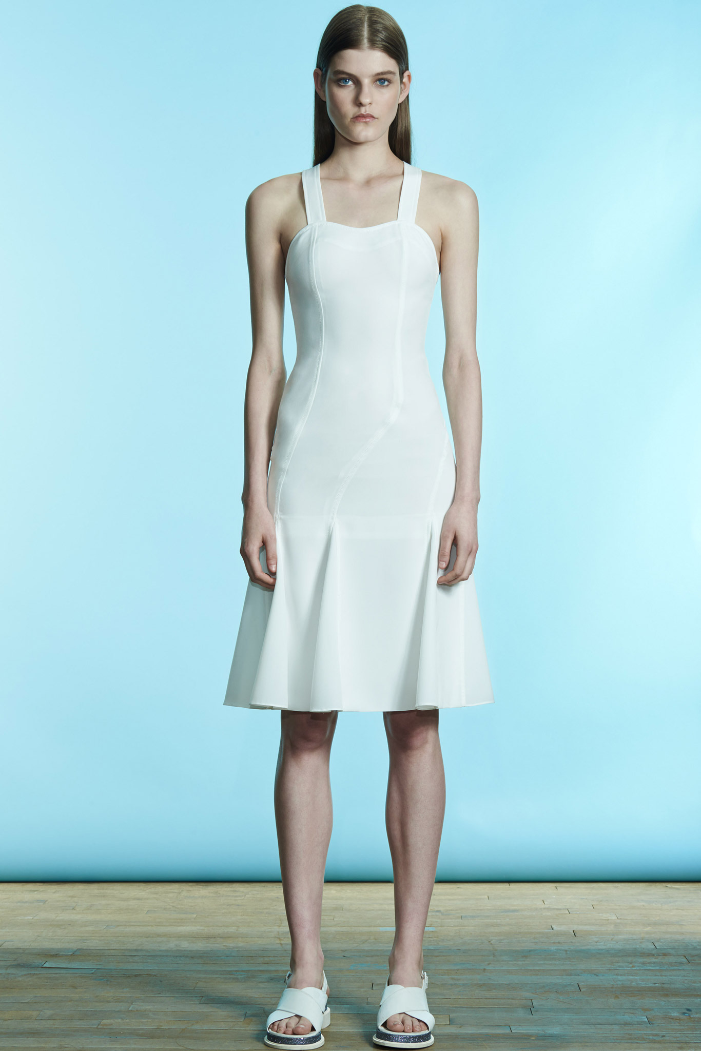Kia Low | Richard Chai Love Resort 2015 (Photography: courtesy of Richard Chai Love via Style.com)