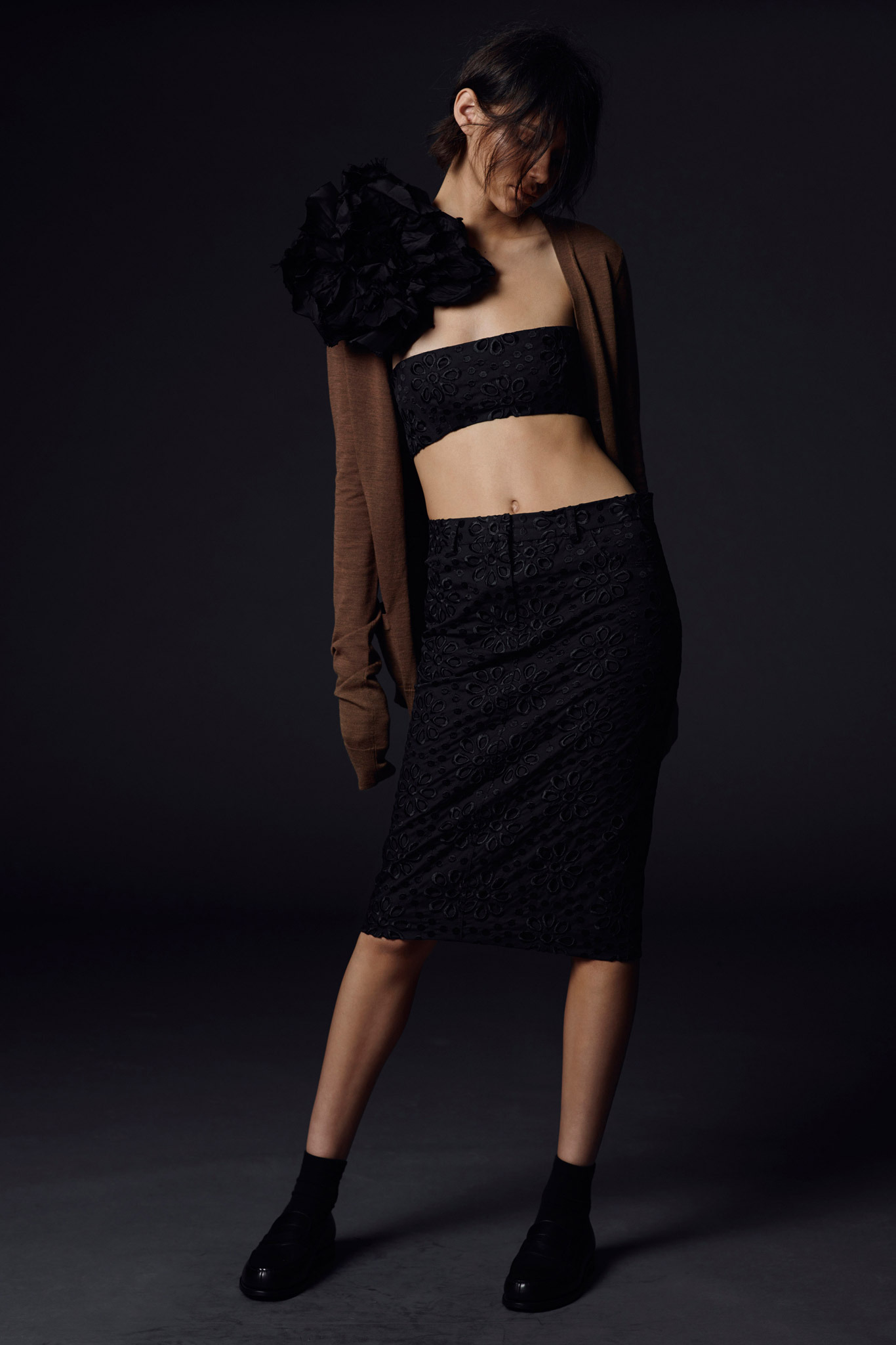 Binx | Vera Wang Resort 2015 (Photography: courtesy of Vera Wang via Style.com)
