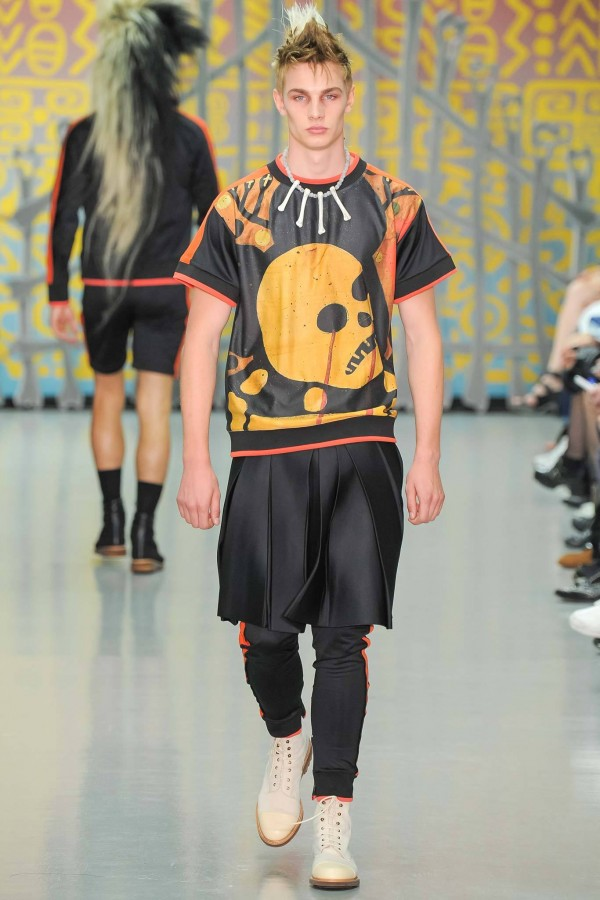 Tommy Marr | Sibling Spring 2015 Menswear (Photography: Yannis Viamos / Indigitalimages.com via Style.com)