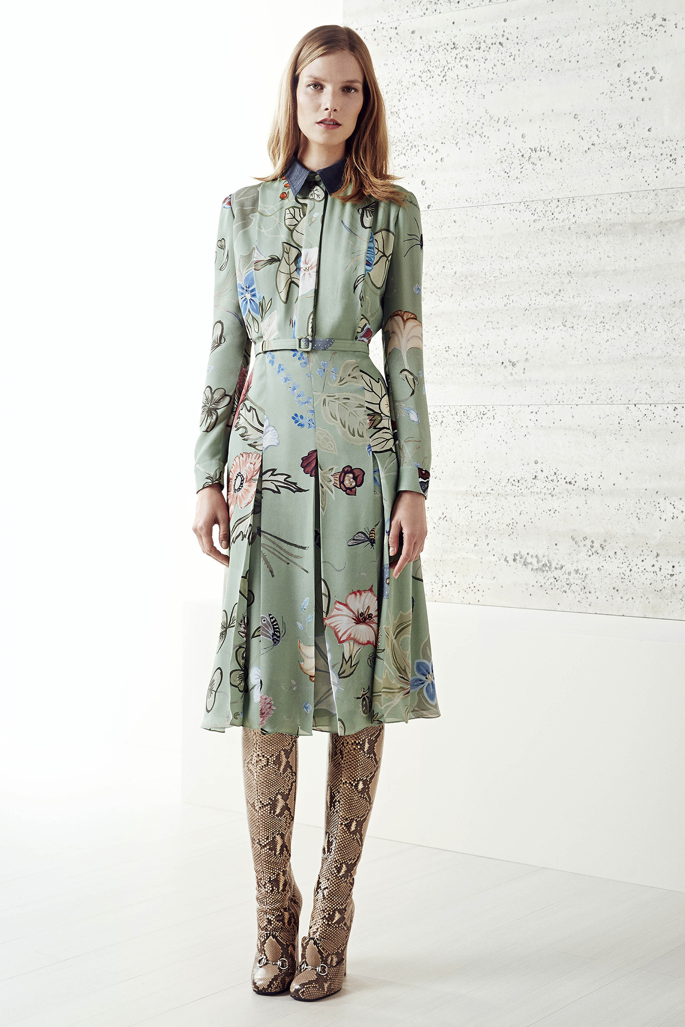 Suvi Koponen | Gucci Resort 2015 (Photography: courtesy of Gucci via Style.com)