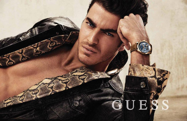 Gui Fedrizzi for Guess Accessories Fall 2014 (Photography: Claudia & Ralf Pülmanns)