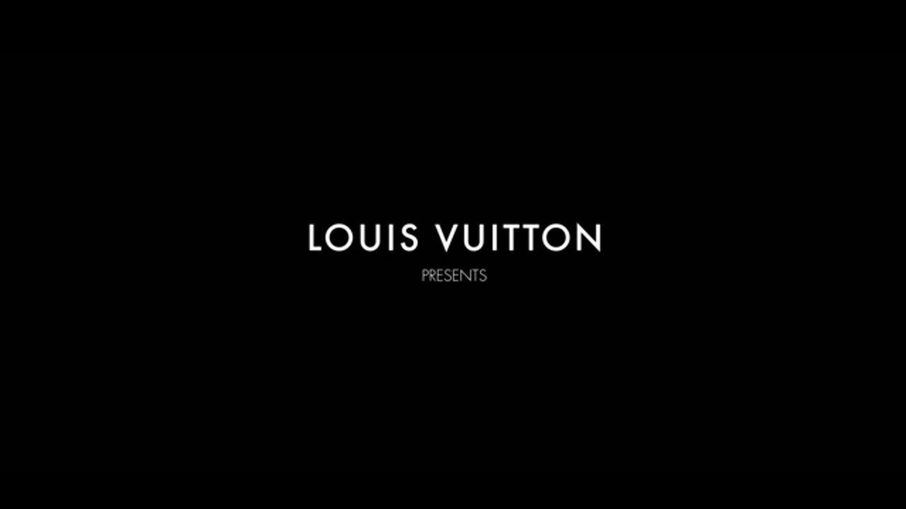 Louis Vuitton Men's Fall 2014 Lookbook (Video still: Kim Jones)