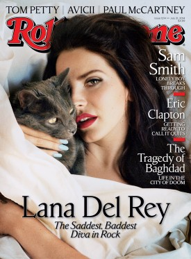 Lana Del Rey | Rolling Stone 31 July 2014 (Photography: Theo Wenner)