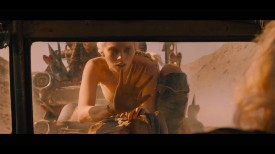 Abbey Lee stars in Mad Max: Fury Road (Video still: George Miller)