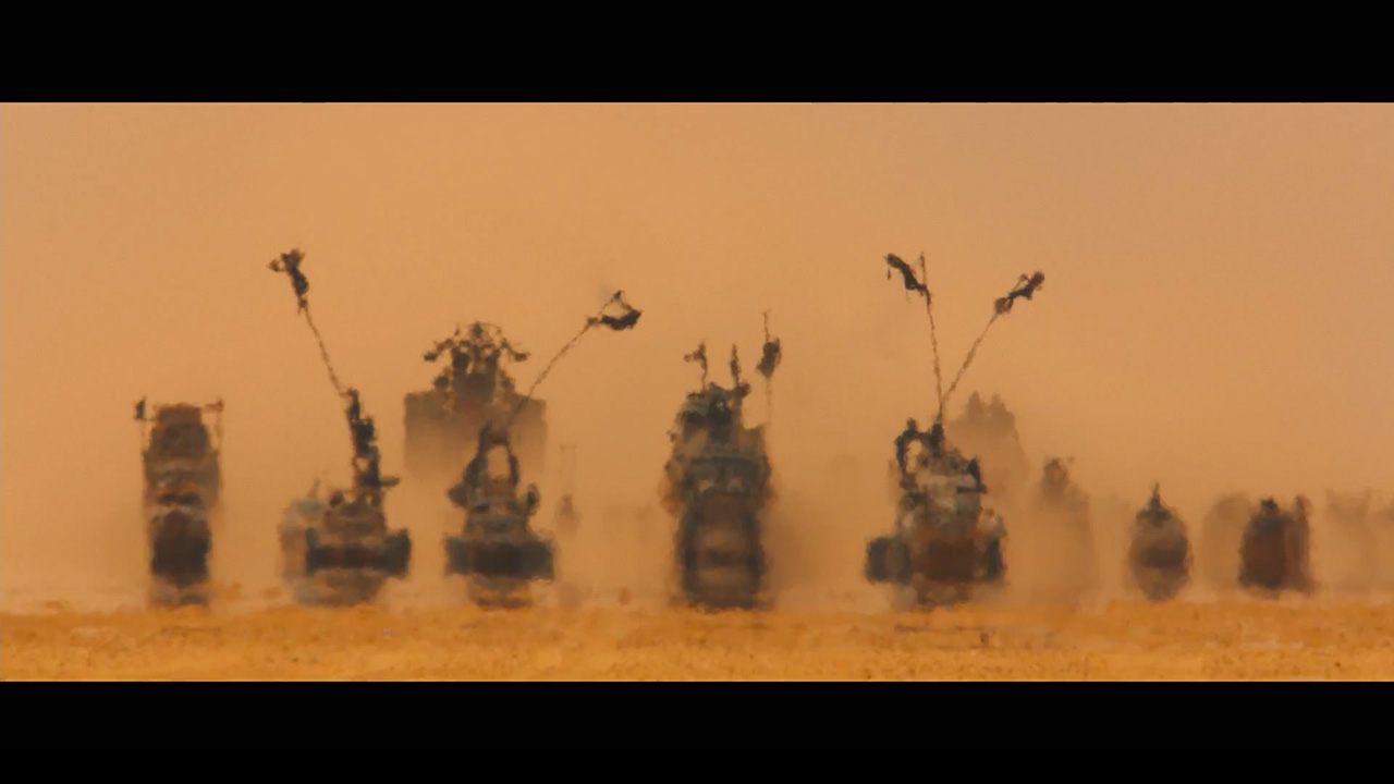Mad Max: Fury Road (Video still: George Miller)