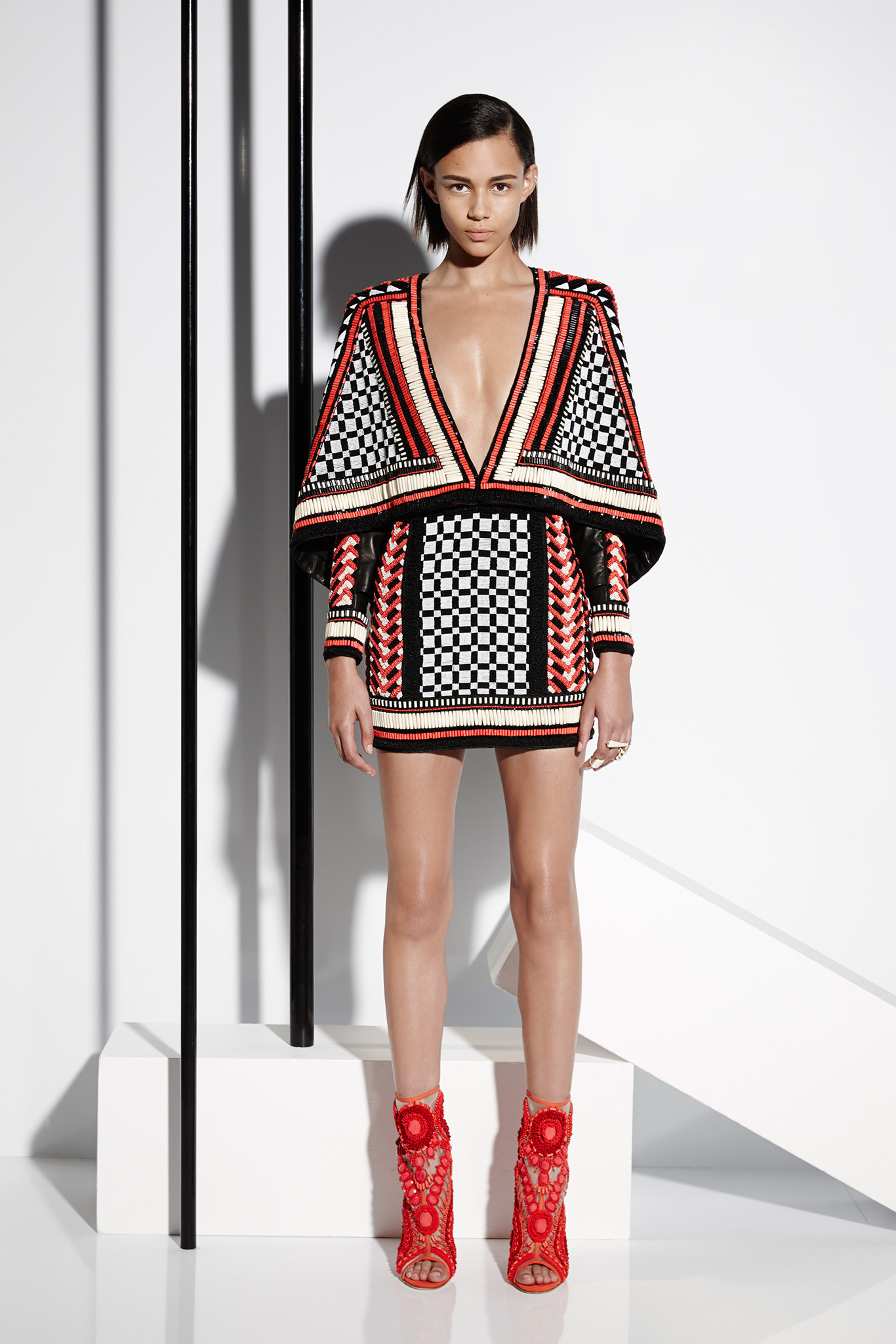 Balmain resort 2015 for A s style couture