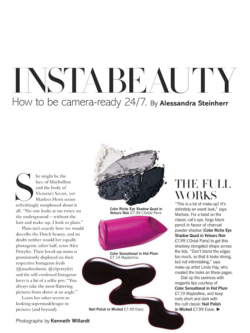 """Instabeauty"" 