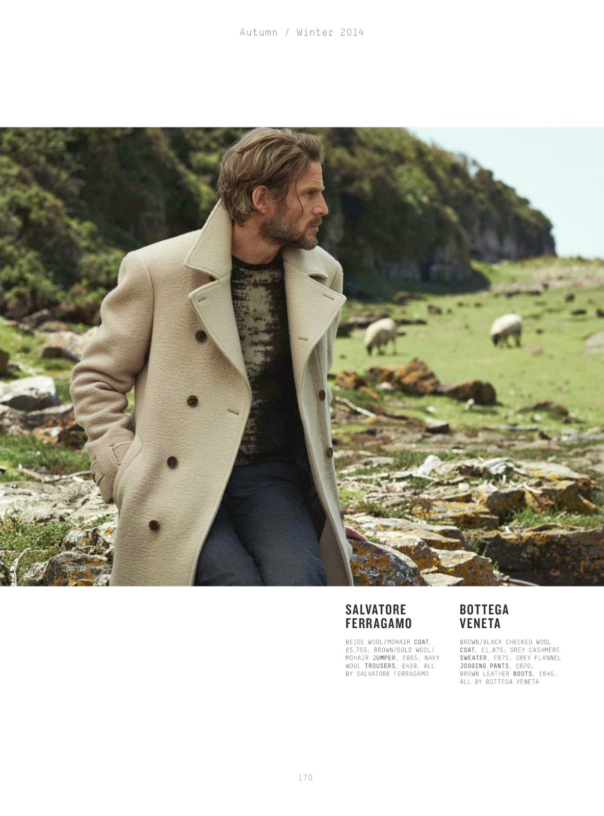 Noah Huntley | Esquire UK September 2014 (Photography: Tomo Brejc)