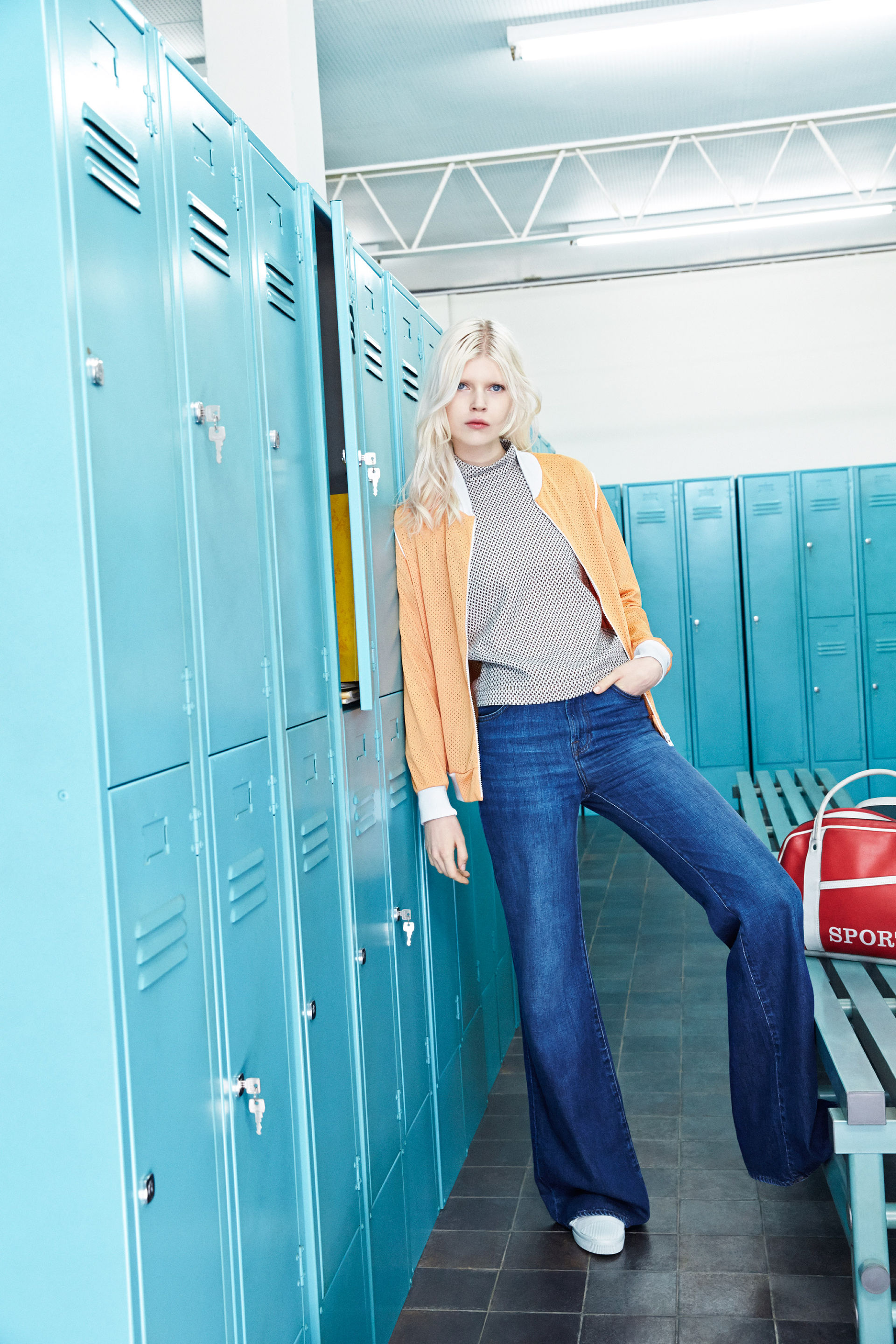Ola Rudnicka for Zara TRF Fall / Winter 2014-2015 (Photography: courtesy of Zara)