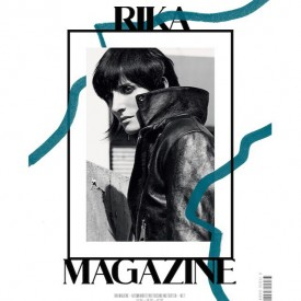 Kim Peers | Rika Magazine N°11 Fall / Winter 2015 (Photography: Johan Sandberg)