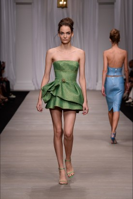 Zuzanna Bijoch | Ermanno Scervino Spring 2015 (Photography: courtesy of Ermanno Scervino via Style.com)