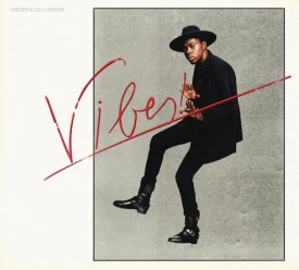 Theophilus London | Vibes! Album Artwork (Executive Producer: Kanye West)