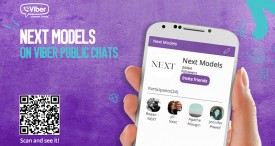Next Models on Viber Public Chats
