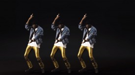 "Theophilus London | ""Tribes"" featuring Jesse Boykins III (Video still: via youtube.com/theophiluslondon)"