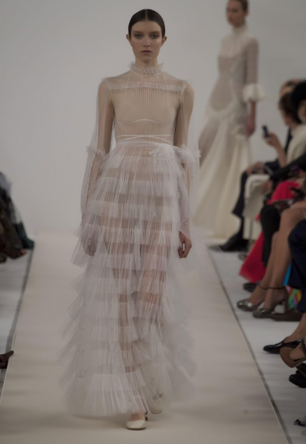 Grace Hartzel | Valentino Haute Couture 2014 (Photography: courtesy of Valentino via Valentino.com)