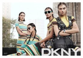 Binx for DKNY Spring 2015 (Photography: Gregory Harris)