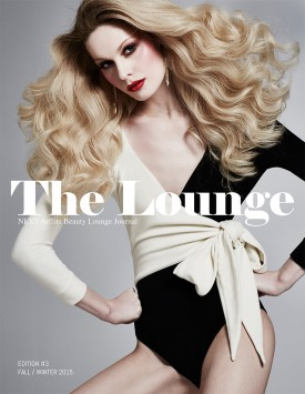 Kate Wagoner | The Lounge N°3 Fall / Winter 2015 (Photography: Brad Triffitt)