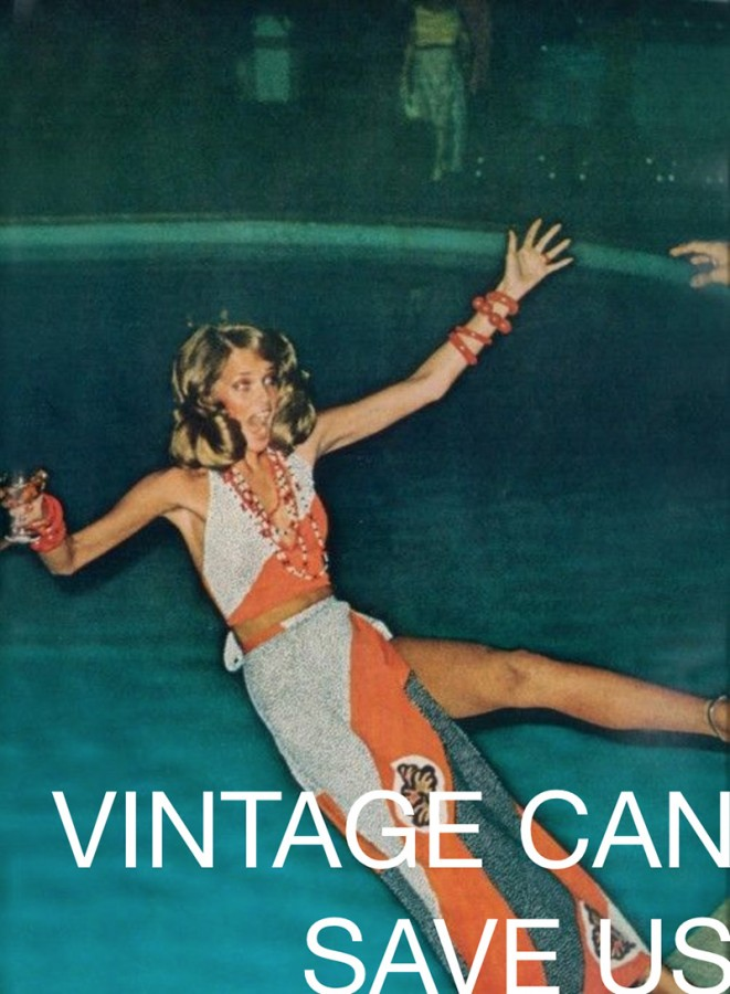 Kyleigh Kühn Launches 87 Days of Vintage (Photography: via 87daysofvintage.com)