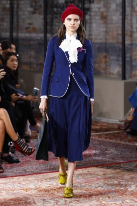 Shaughnessy Brown   Gucci Resort 2016 (Photography: courtesy of Gucci via Style.com)