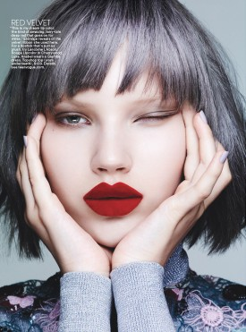 Anabel K | Teen Vogue September 2015 (Photography: Ben Hassett)