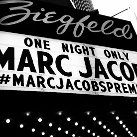 """Marquee Jacobs"" 