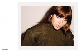 Grace Hartzel | Self Service N°43 Fall / Winter 2015 (Photography: Ezra Petronio)