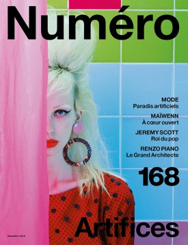 Lili Sumner | Numéro N°168 November 2015 (Photography: Miles Aldridge)