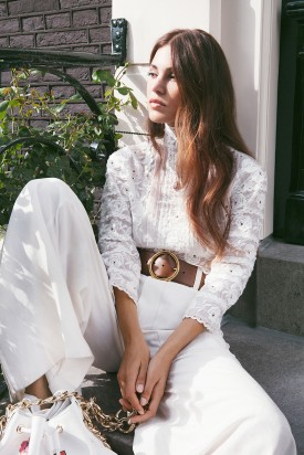 Negin Mirsalehi | W November 2015 (Photography: Sophie Van Der Perre)