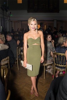Mollie King | Next London x Mothers2Mothers 15th Anniversary Gala 2015 (Photography: Vianney Le Caer via rexfeatures.com)