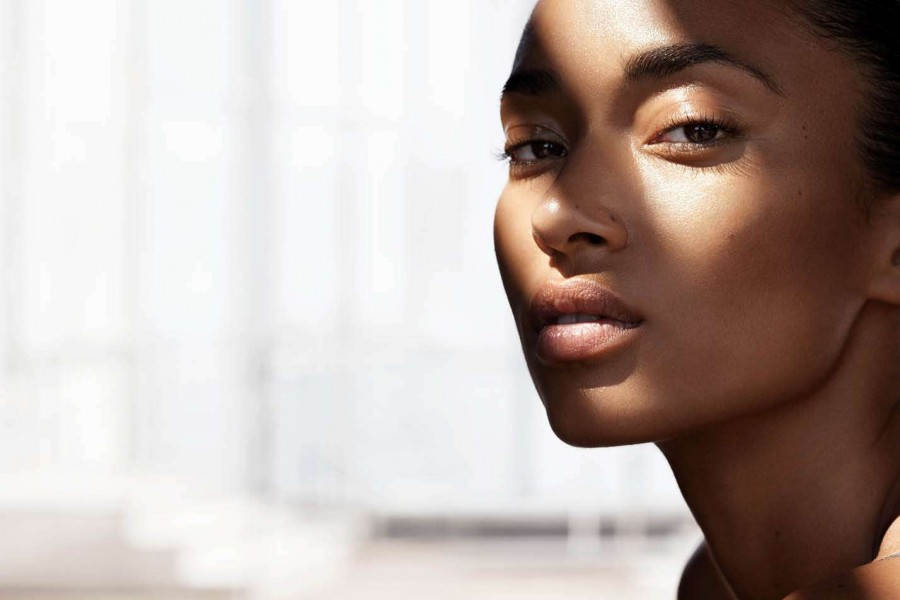 Anais Mali for H&M Beauty Spring 2016 (Photography: Lachlan Bailey)