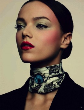 Jenna Earle | Vogue Deutsch March 2016 (Photography: Ben Hassett)