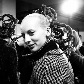"""Pippi Longstocking meets Dr. Seuss,"" Lili Sumner assesses the look 