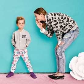 Jaime King launches gender-neutral children's clothing line with Gardner and the Gang (Photography: via gardnerandthegang.com)