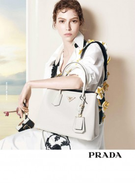 Lorena Maraschi for Prada Charmed (Photography: Steven Meisel)